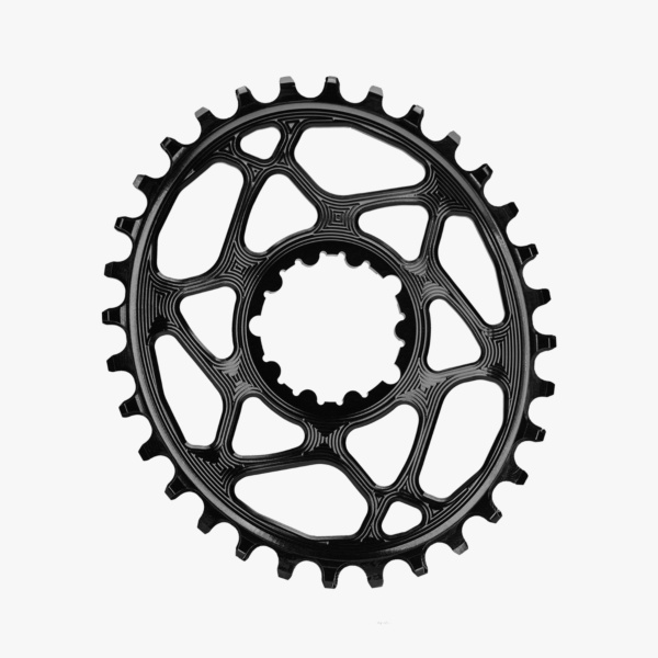 Plateaux Absolute Black MTB Oval Sram Boost