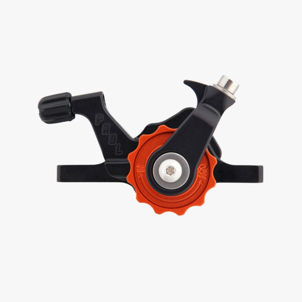 Etrier Paul Component Klamper I.S. Black/Orange