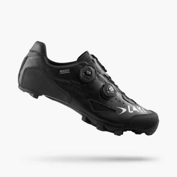 Chaussures Lake MX 237 Endurance Black