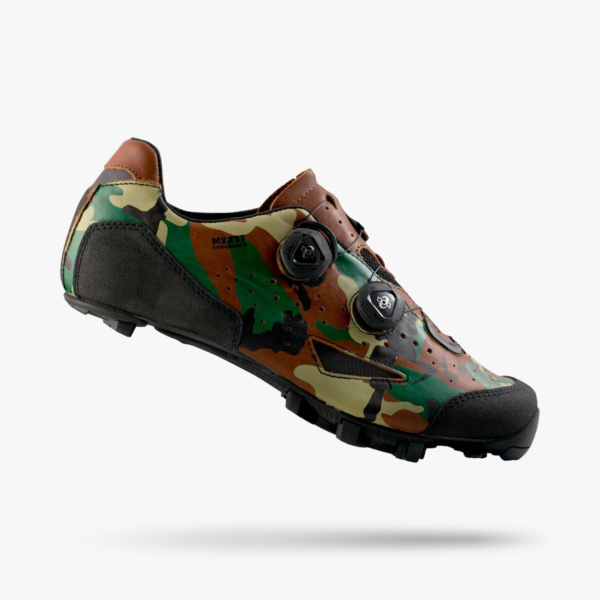 Chaussures Lake MX 237 Endurance Camo