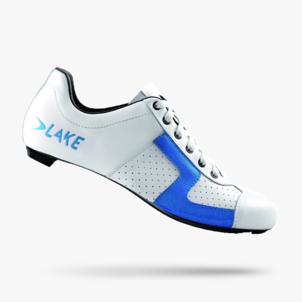 Chaussures Lake CX 1 Carbon White/Blue