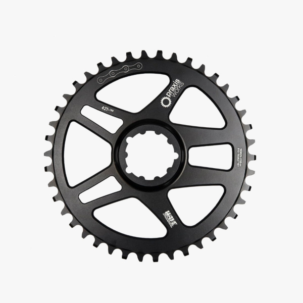 Plateaux Praxis Works Direct Mount 1x Road