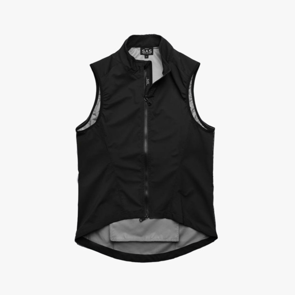 Veste sans manche Search And State S1-V Riding Vest Black