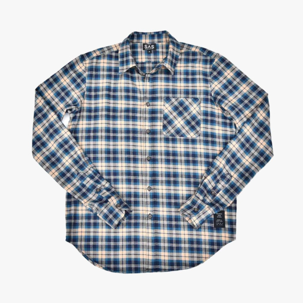 Chemise Search And State Midweight Flannel