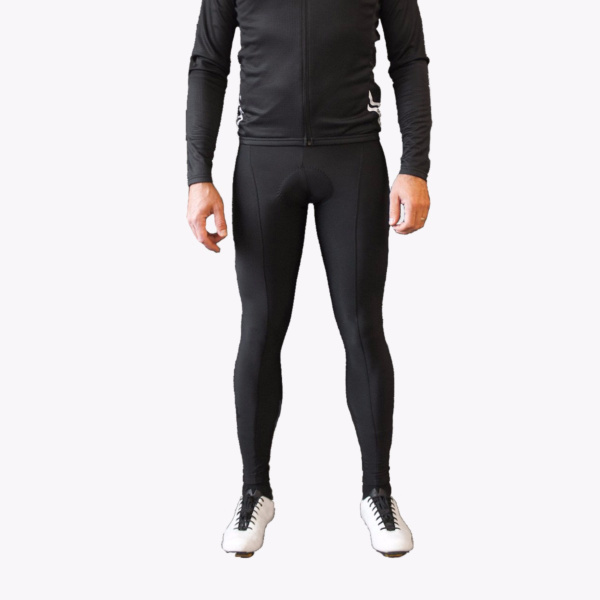 Cuissard long Twin Six Black Thermal