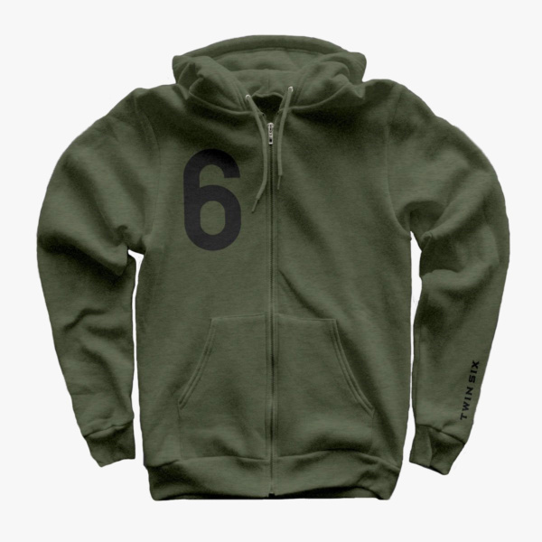 Sweat à Capuche Twin Six Hoodie Team