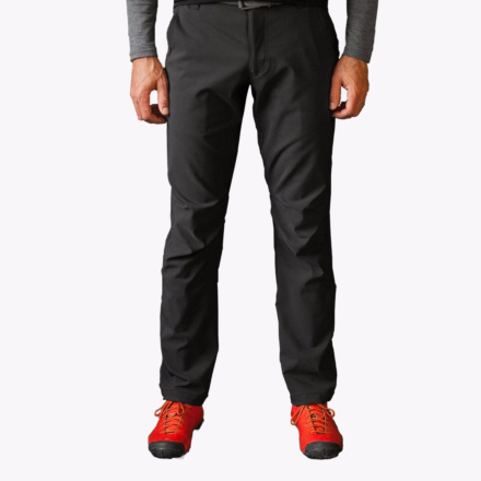 Pantalon Twin Six Four Quarter Black