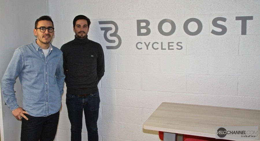 Boost Cycles sur Vélo Channel